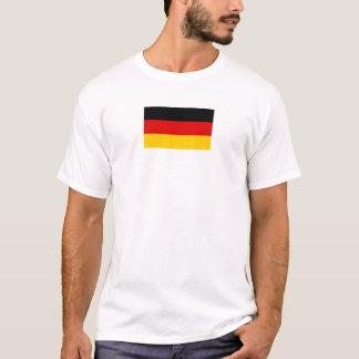 T-shirt Drapeau de l'Allemagne