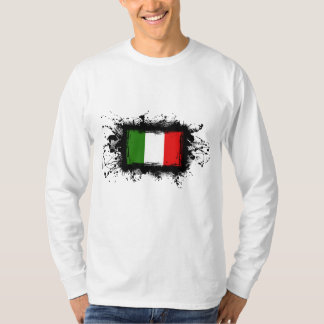 T-shirt Drapeau de l'Italie