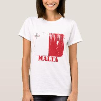T-shirt Drapeau de Malte