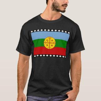 T-shirt Drapeau de Mapuche
