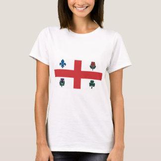 T-shirt Drapeau de Montréal