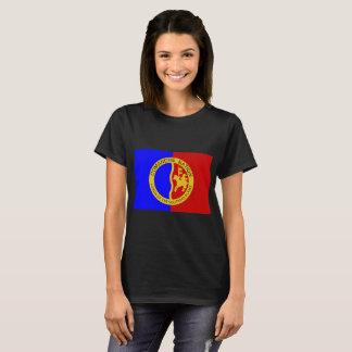 T-shirt Drapeau de nation de Comanche