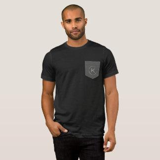 T-shirt Drapeau de pélican de St Petersburg