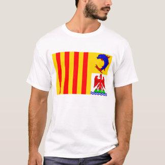 T-shirt Drapeau de Provence-Alpes-Côte d'Azur