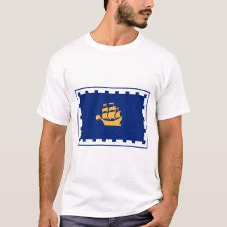 T-shirt Drapeau de Québec