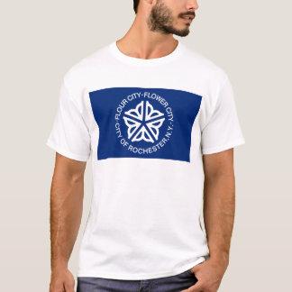 T-shirt Drapeau de Rochester