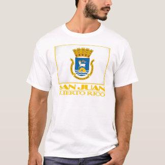 T-shirt Drapeau de San Juan