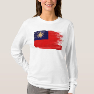 T-shirt Drapeau de Taïwan