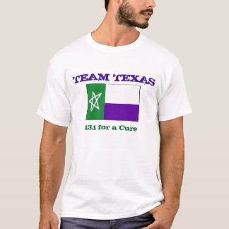 T-shirt Drapeau de TNT TX, ÉQUIPE LE TEXAS, 13,1 pour un