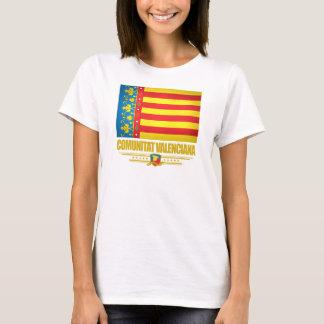T-shirt Drapeau de Valence