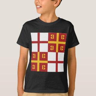 T-shirt Drapeau d'empire bizantin