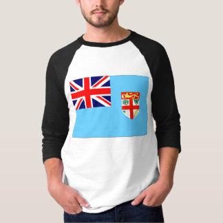 T-shirt Drapeau des Fidji