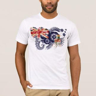 T-shirt Drapeau des Îles Caïman