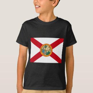 T-shirt Drapeau d'état de la Floride