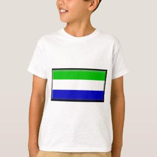 T-shirt Drapeau d'îles de Galapagos