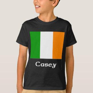 T-shirt Drapeau d'Irlandais de Casey