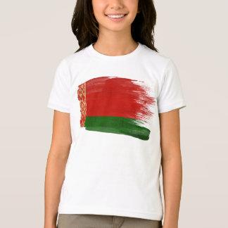 T-shirt Drapeau du Belarus