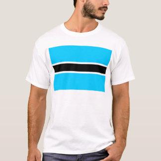 T-shirt Drapeau du Botswana