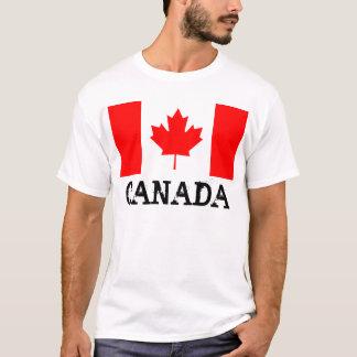 T-shirt Drapeau du Canada