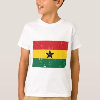 T-shirt Drapeau du Ghana