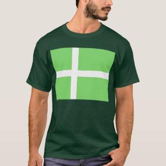 T-shirt Drapeau du Groenland (proposé)