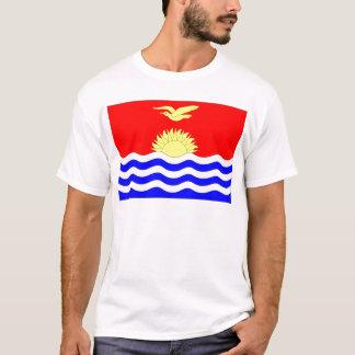 T-shirt Drapeau du Kiribati
