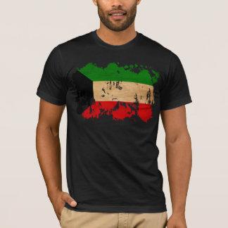 T-shirt Drapeau du Kowéit