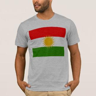 T-shirt Drapeau du Kurdistan