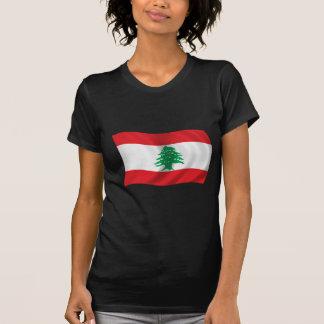 T-shirt Drapeau du Liban