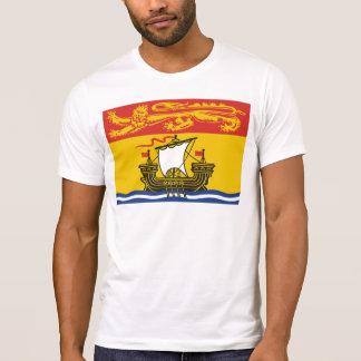 T-shirt Drapeau du Nouveau Brunswick