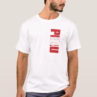 T-shirt Drapeau du Pérou