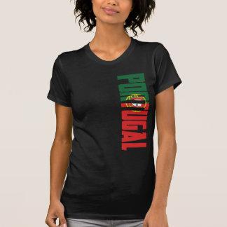 T-shirt Drapeau du Portugal