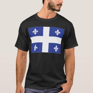 T-shirt Drapeau du Québec