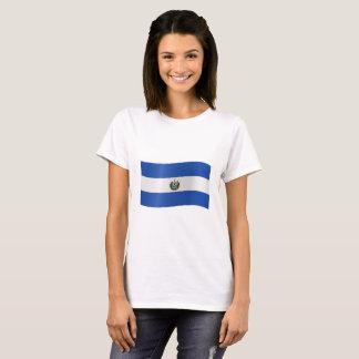 T-shirt Drapeau du Salvador