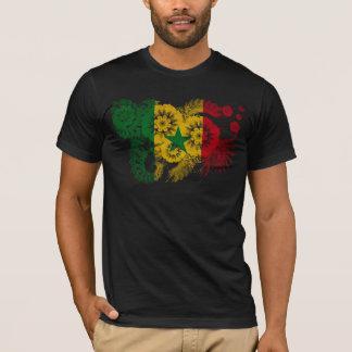 T-shirt Drapeau du Sénégal