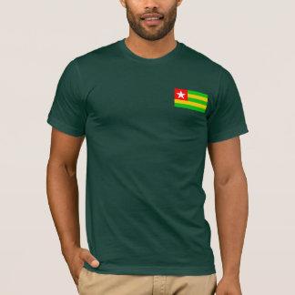 T-shirt Drapeau du Togo