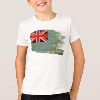 T-shirt Drapeau du Tuvalu