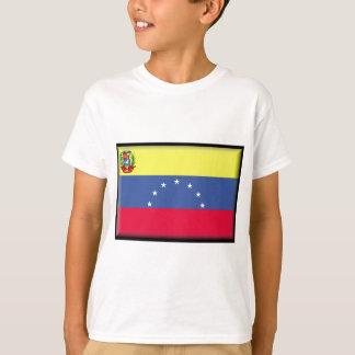 T-shirt Drapeau du Venezuela