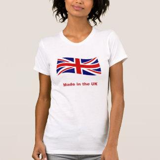 T-shirt Drapeau d'Union Jack fait dans le tee -