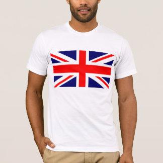 T-shirt Drapeau d'Union Jack les Anglais