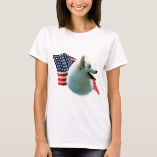 T-shirt Drapeau esquimau américain
