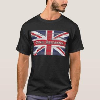 T-shirt Drapeau frais de Britannia les Anglais