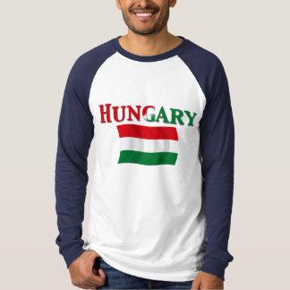 T-shirt Drapeau hongrois 2