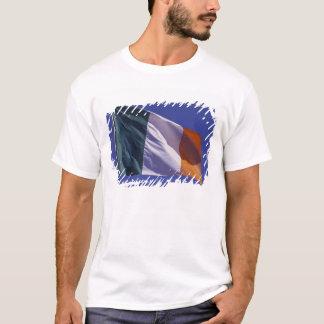 T-shirt Drapeau irlandais