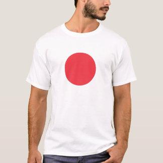 T-shirt Drapeau japonais