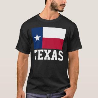 T-shirt Drapeau le Texas du Texas