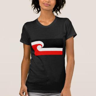 T-shirt Drapeau maori