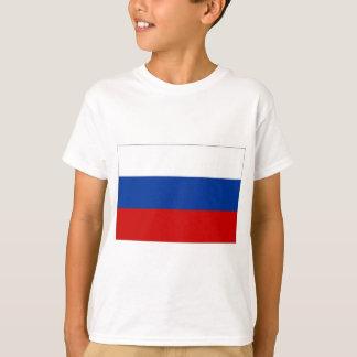 T-shirt Drapeau national de Fédération de Russie