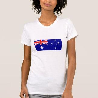 T-shirt Drapeau national de l'Australie
