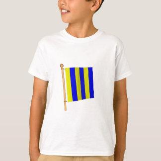 T-shirt Drapeau nautique 'G
